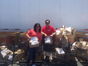 Supporting Orange County Foodbanks